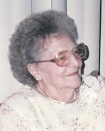 Mme Léona Boudreau Vaillancourt