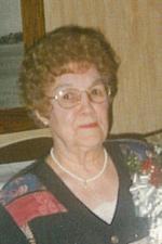 Mme Adrienne Courchesne Prégent