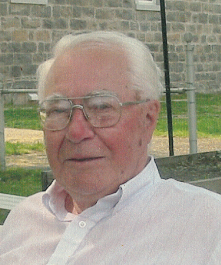 Abbé Gonzague Lebeuf