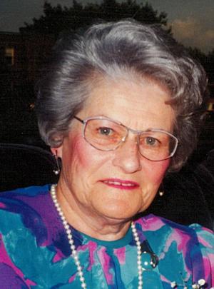 Mme Obéline McIntyre Deschamps