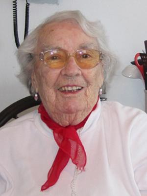 Mme Shirley Crockett Grace