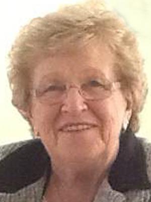 Mme Yvette Brault Maheu