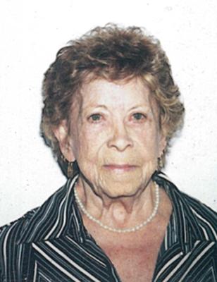 Mme Thérèse Francoeur Grégoire