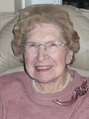 Mme Albertine Murphy Faubert