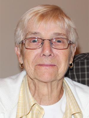 Mme Jeannine Roy Boucher