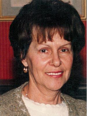 Mme Thérèse Maheu Richer