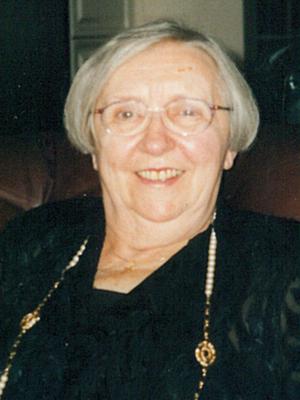 Mme Lucille Lamothe (née Ménard)