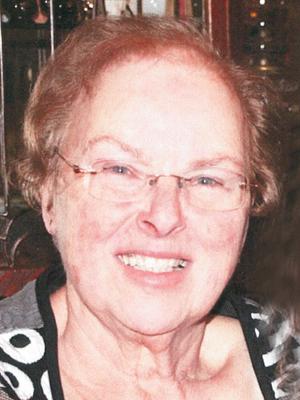 Mme Jeanne Laferrière Marleau