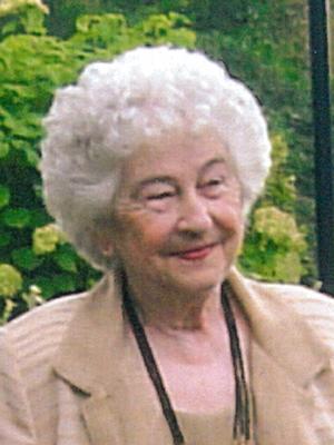 Mme Madeleine Hébert Brunette