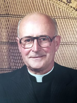 Mgr Hozaël Aganier P.H.
