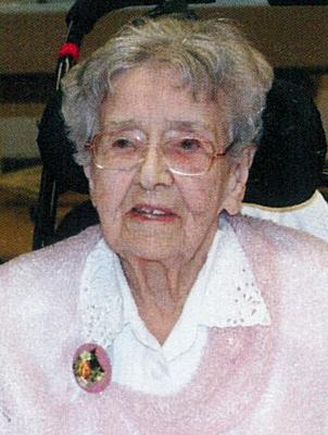 Mme Marguerite Brunet Boyer
