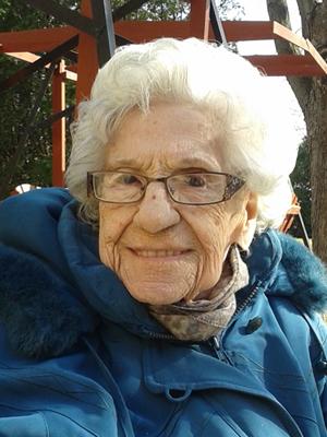 Mme Thérèse Jourdain Bray