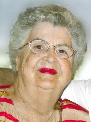 Mme Madeleine Perron Levac