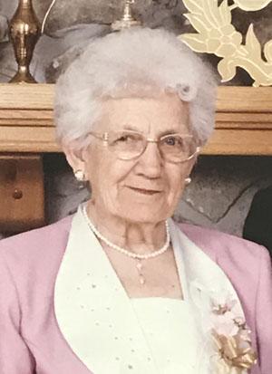 Mme Madeleine Boyer Julien