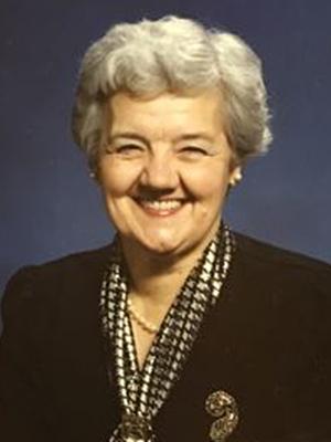Mme Lorette Malouin Leduc