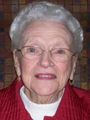 Mme Jeannine Charlebois Beaulieu
