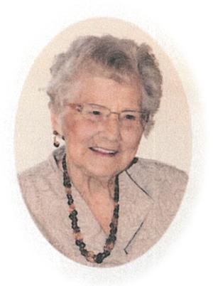 Mme Félicia Paquette Pilon