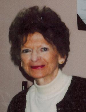 Mme Yolande Sauvé Brault