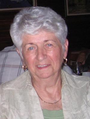 Mme Jeannine Boucher Poirier
