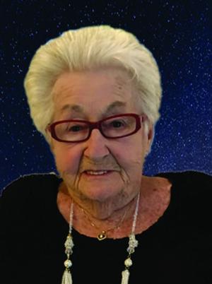 Mme Louise Perron Viau