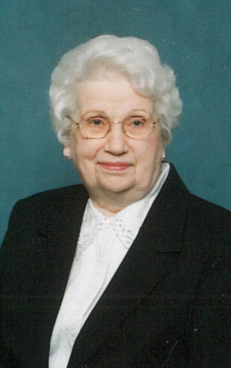 Mme Lucienne Ravary Poirier