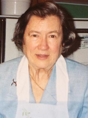 Mme Marthe Séguin Vincent