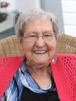 Mme Gisèle Masse Sauvé