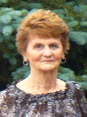 Mme Madeleine Bériault Leroux