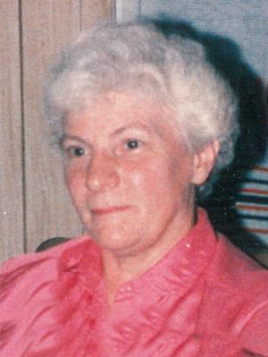 Mme Lena Leblond Cléroux