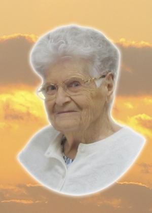 Mme Jeanne Levasseur Sauvé