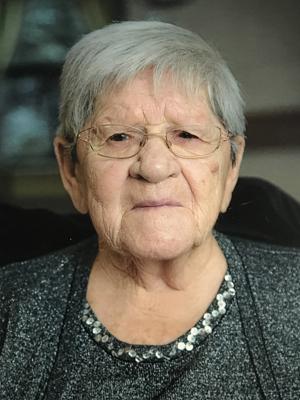 Mme Fleur-Ange Guérin Hébert