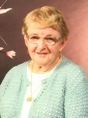 Mme Gabrielle Lapointe Legros