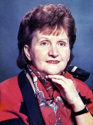 Mme Marguerite Brunet Pagé