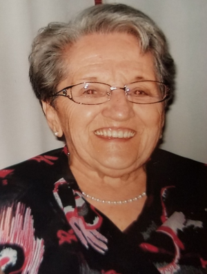 Mme Simonne Leboeuf Brisson
