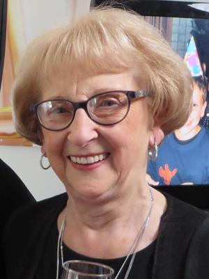 Mme Cécile Sauvé Barrette