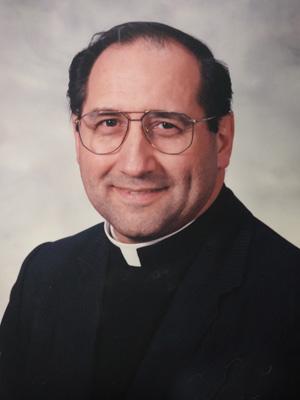 Mgr Hubert Julien, P.H.