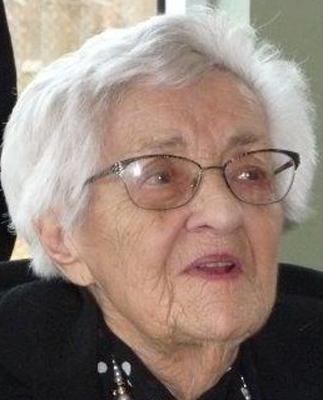 Mme Jeannette Habel Gibeault