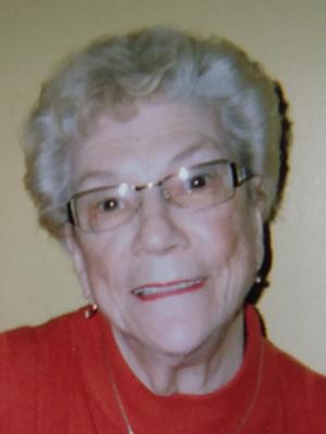 Mme Laurette Pilon Beauchesne