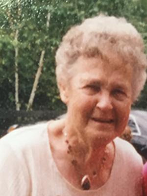 Mme Emilienne Bisson Dutil
